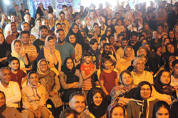 تصاویر/ نگارستان ایران غرق در شادی و نشاط در جشنواره تابستانی هیرکان