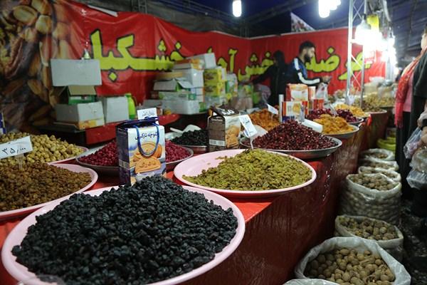 ارایه سوغاتی های خوشمزه ایرانی، ارمغانی از دل طبیعت، فرهنگ و تمدن گذشته در سیزدهمین جشنواره بین المللی فرهنگ اقوام