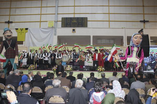 آغاز به کار جشنواره بین المللی فرهنگ اقوام گلستان در شهرستان گنبدکاووس