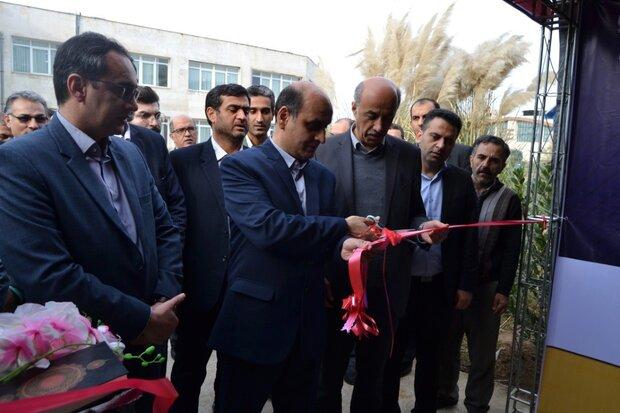 بیستمین نمایشگاه دستاوردهای پژوهش و فناوری گلستان افتتاح شد