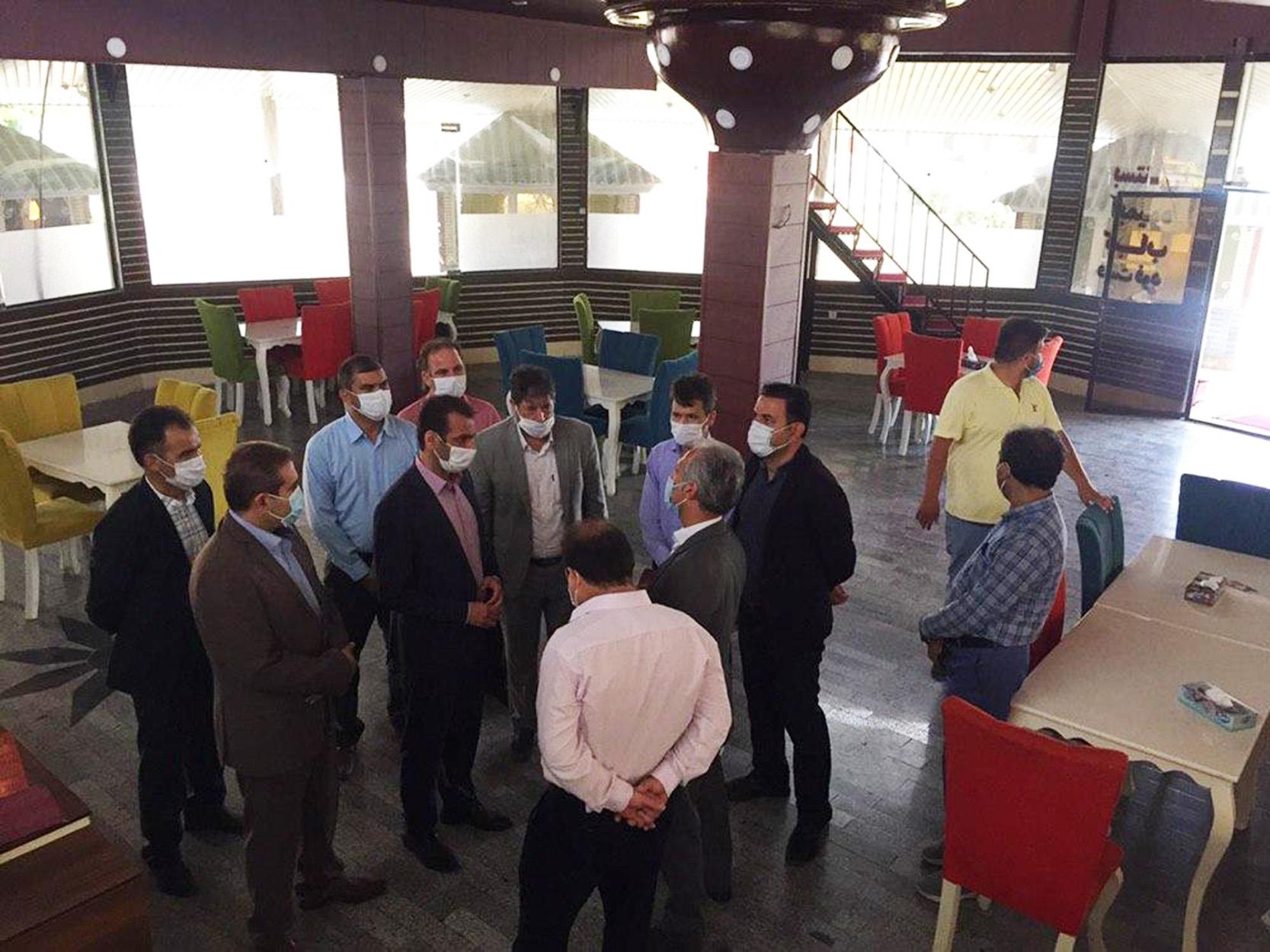 بازدید مدیرکل میراث فرهنگی گلستان از ظرفیت های شهرستان بندر ترکمن