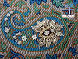 سرمه دوزی میراث فرهنگی و گردشگری استان گلستان / Sahel-e-Bandar-e-Gaz