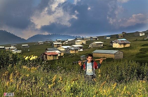 جهان نما یکی از مناطق نمونه گردشگری استان گلستان