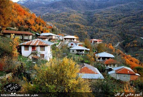 کلیپ سه دقیقه ای جاذبه های گردشگری استان گلستان