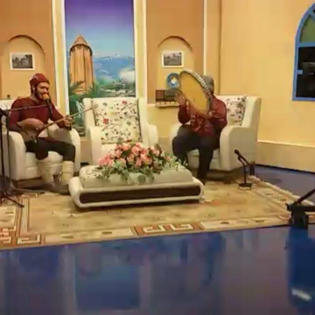 اجرای موسیقی سنتی ترک قزلباش در برنامه چهلچراغ