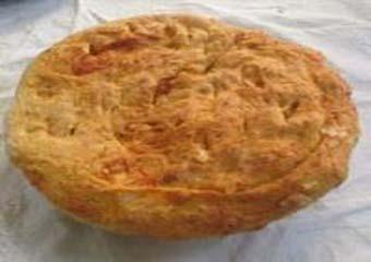 پخت نان سنتی ( تنور گلی )
