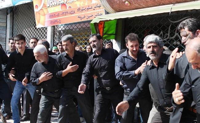 آیین کهن حسن حسین خوانی در گالیکش