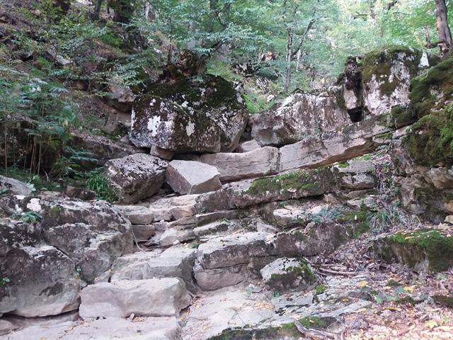 آبشارهای فصلی پاکندس/فارسیان/گالیکش