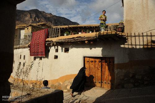 روستای پارسیان نگین استان گلستان -آزادشهر