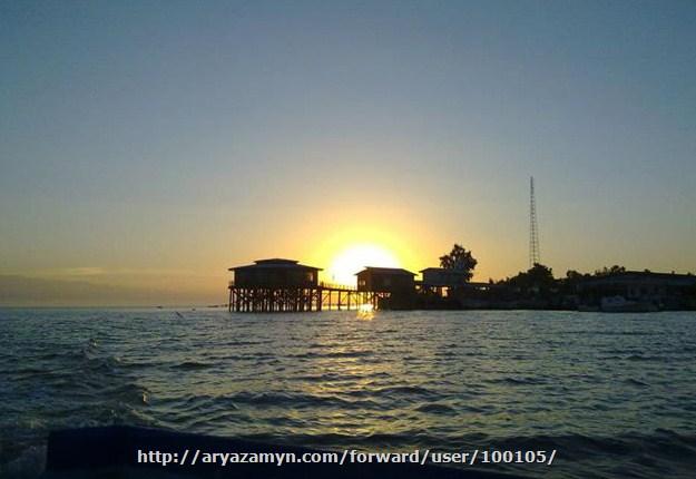 توسعه گردشگری انبوه در جزیره آشوراده
