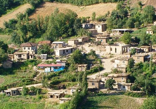 روستای زیبای یورت کاظم/گالیکش